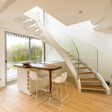 Agencement résidentiel Strehl Lausanne